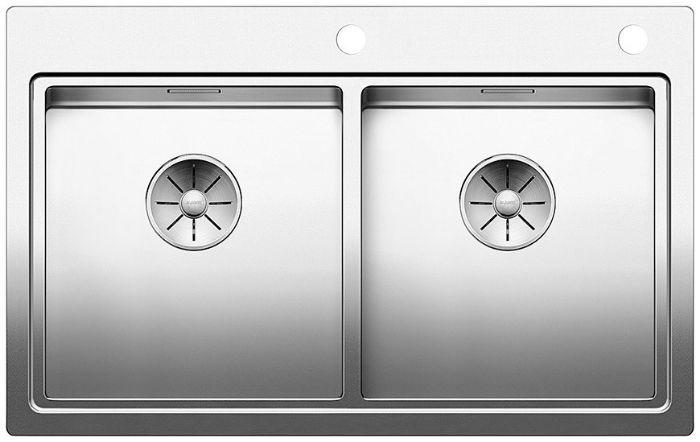 Chậu rửa Blanco Divon II 8 IF thiết kế sang trọng, tính năng sử dụng cao
