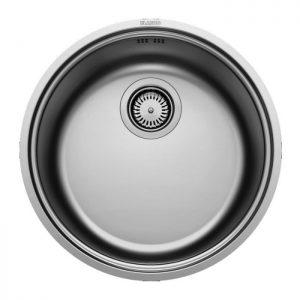 Chậu rửa bát Blanco Rondosol IF thiết kế nhỏ gọn, phù hợp với mọi không gian bếp