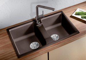Chậu rửa bát Blanco Lexa 8 phù hợp với mọi không gian bếp