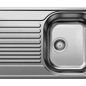 Chậu rửa bát Blanco Tipo 45 S Compact thiết kế nhỏ gọn, tiện lợi