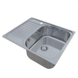 Chậu rửa bát Blanco Tipo 45 S Compact sử dụng chất liệu inox 304 cao cấp