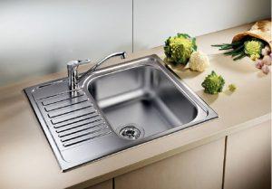 Chậu rửa bát Blanco Tipo 45 S Compact phù hợp với mọi không gian bếp