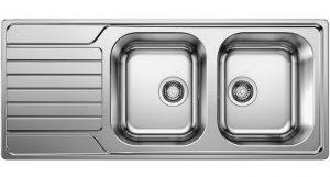 Chậu rửa bát inox Blanco DINAS 8S thiết kế sang trọng, tiện lợi