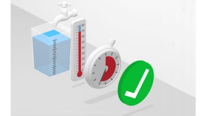 Hệ thống cảm biến AquaStop chống rò nước một cách hiệu quả