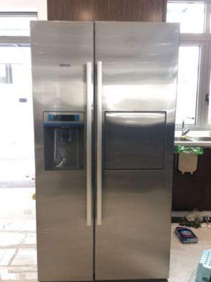 Hình ảnh thực tế của Tủ lạnh Bosch 2 cánh Side By Side KAG90AI20G dung tích lớn