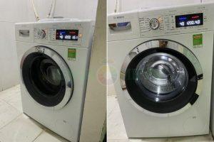 Hình ảnh thực tế của Máy giặt cửa trước Bosch WAW32640EU