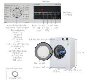 Lưu ý khi sử dụng máy giặt Bosch