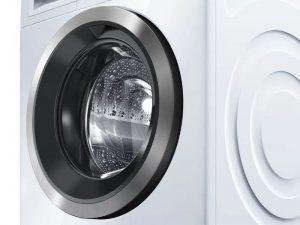 Khoang của máy giặt cửa trướcBosch WAW32640EU