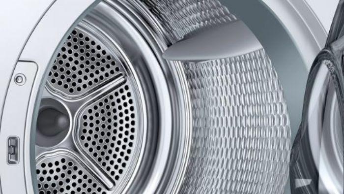Khoang của Máy sấy quần áo Bosch WTW85400SG