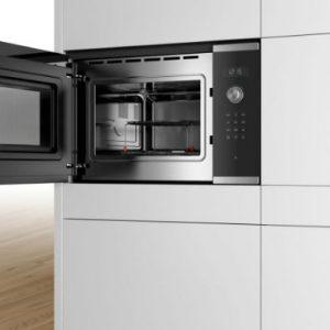 Lò vi sóng Bosch BEL554MS0B phù hợp với hầu hết không gian bếp