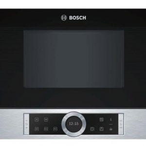 Lò vi sóng Bosch BFL634GS1B thiết kế sang trọng, tính năng thông minh