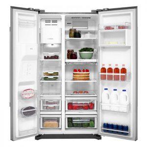 Tủ lạnh Bosch Side By Side KAI90VI20G bền bỉ với thời gian