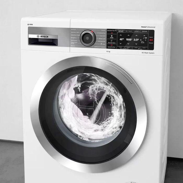 Máy giặt cửa trước Bosch WAW28790HK cho kết quả giặt tối ưu