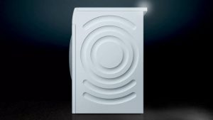 Thành hai bên chống rung hiệu quả của Máy giặt cửa trước Bosch WAT24480SG