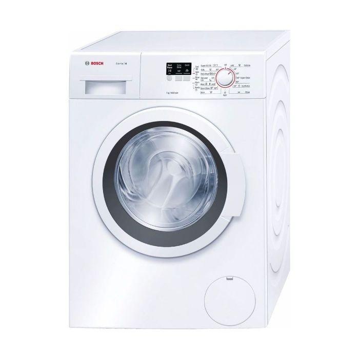 Máy giặt cửa trước Bosch WAK20060SG thiết kế thông minh, tính năng hiện đại