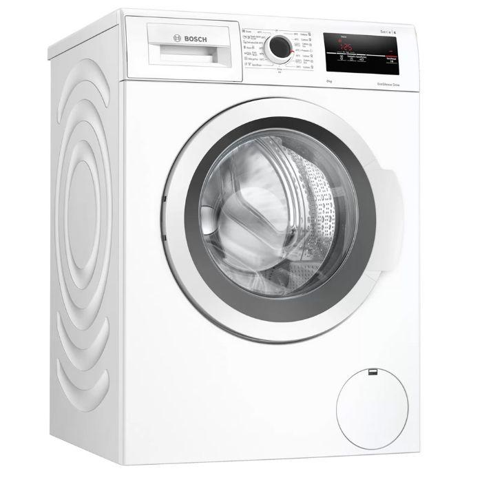 Máy Giặt Bosch WAJ20180SG thiết kế sang trọng, công năng sử dụng cao