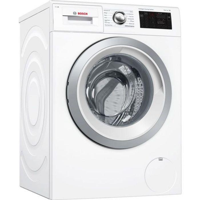 Máy giặt cửa trước Bosch WAT286H8SG thiết kế sang trọng, tính năng thông minh