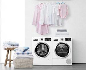 Máy sấy quần áo Bosch WTW85400SG hoạt động bền bỉ, thân thiện với môi trường