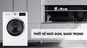 Máy giặt cửa trước Bosch WAT24480SG tính năng thông minh
