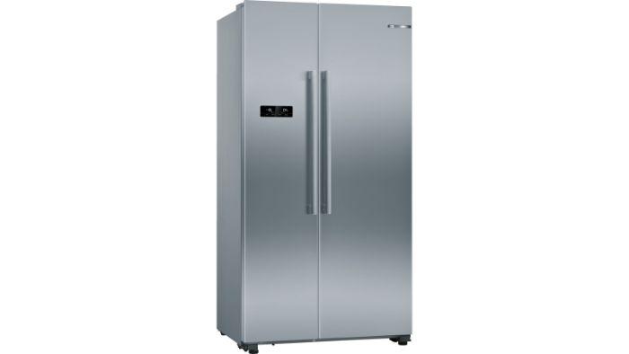 Tủ Lạnh 2 Cánh Side By Side Bosch KAN93VIFPG thiết kế sang trọng, đẳng cấp