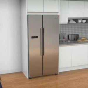 Tủ Lạnh 2 Cánh Side By Side Bosch KAN93VIFPG tính năng thông minh