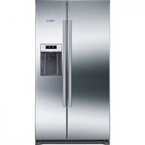 Tủ lạnh Bosch Side By Side KAI90VI20G thiết kế sang trọng, tính năng thông minh