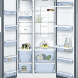 Tủ lạnh Bosch 2 cánh Side by Side KAN92VI35O dung tích lớn