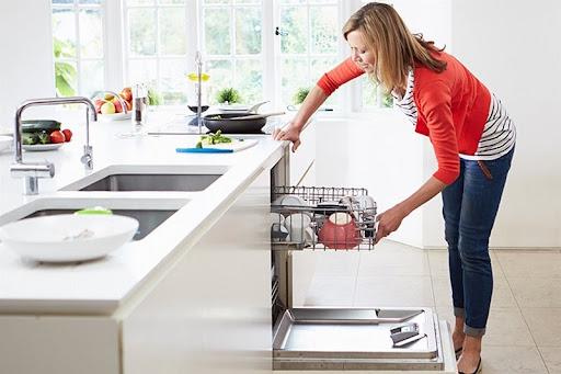 Cách khắc phục máy rửa bát Bosch không sấy khô