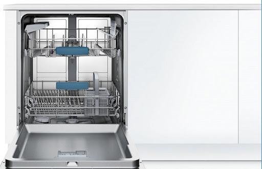 Máy rửa bát Bosch âm bán phần