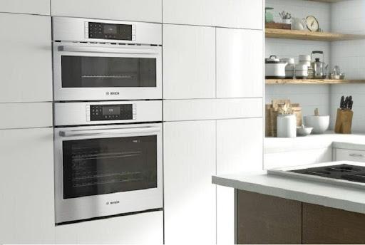 Review lò nướng Bosch series 8 về thiết kế
