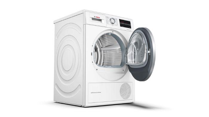 Máy sấy tụ hơi và bơm nhiệt WTR85V00SG dung tích 8kg