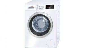 Máy giặt cửa trước Bosch WAP28380SGn thiết kế sang trọng, tính năng thông minh