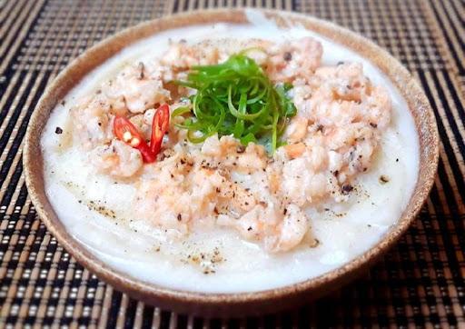 Bánh canh tôm nước cốt dừa