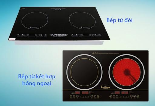 Điểm giống nhau giữa bếp từ và bếp hồng ngoại