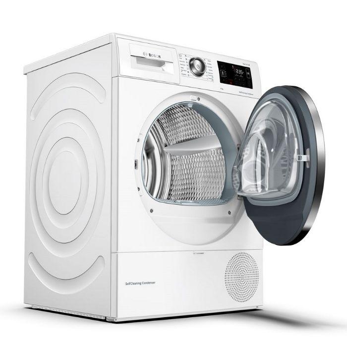 Máy sấy Bosch WQG24200SG cho kết quả giặt hoàn hảo