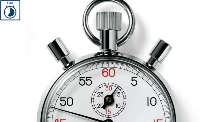 Tính năng hẹn giờ tiện lợi của lò nướng Bosch HBG635BB1