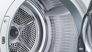 Khoang của máy giặt Máy sấy Bosch WQG24200SG