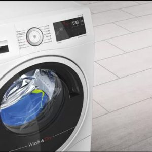 Máy sấy Bosch WQG24200SG đảm bảo cho quần áo của bạn luôn đặt kết quả hoàn hảo